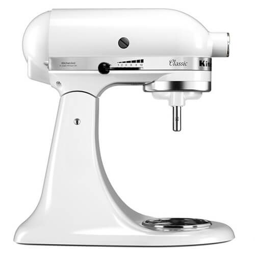 Kitchenaid White Classic Stand Mixer