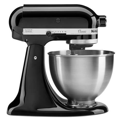 KitchenAid Onyx Black Classic Stand Mixer