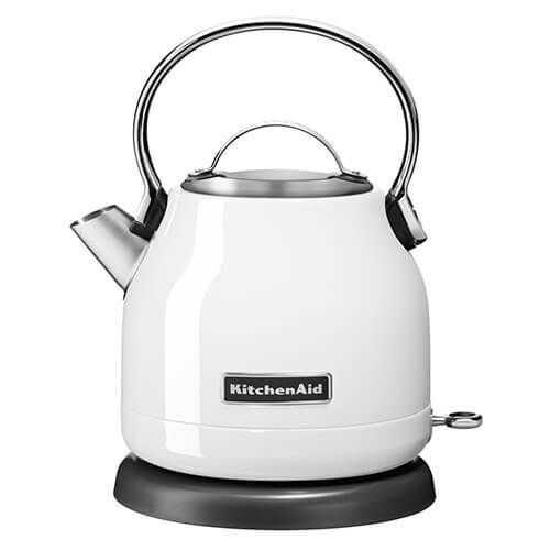 KitchenAid Classic 1.25L Kettle White