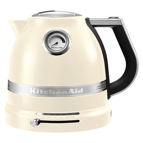 KitchenAid Artisan Almond Cream 1.5L Kettle
