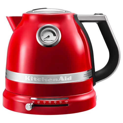 KitchenAid Artisan Empire Red 1.5L Kettle