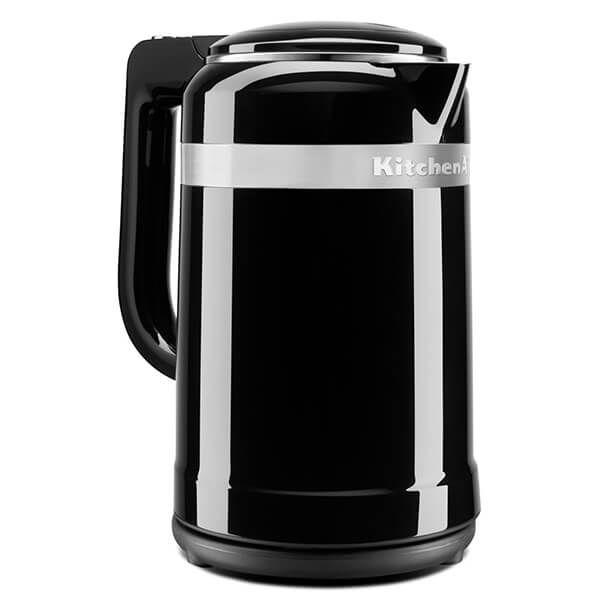 KitchenAid Design Onyx Black 1.5L Jug Kettle