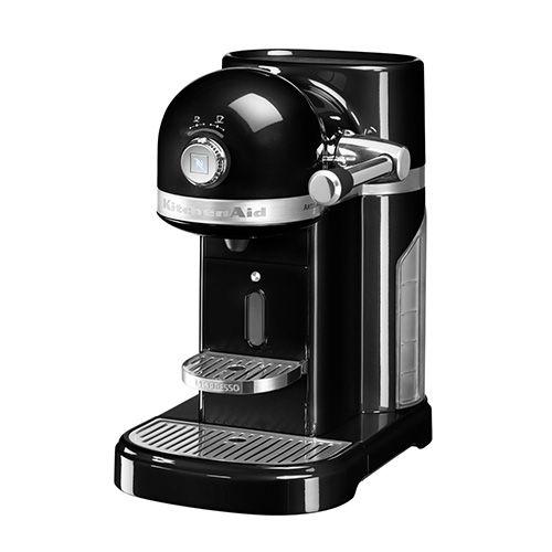 KitchenAid Artisan Nespresso Onyx Black Coffee Maker