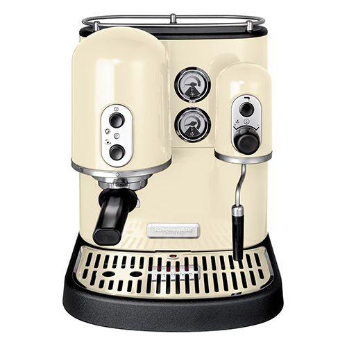 KitchenAid Artisan Almond Cream Espresso Maker