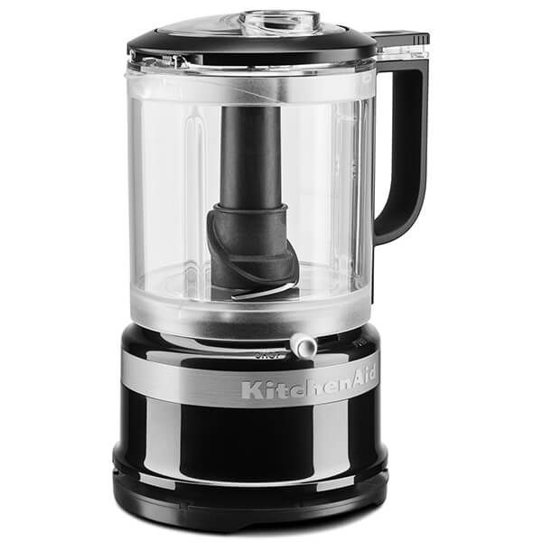 KitchenAid 1.2L Onyx Black Food Chopper