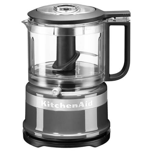 KitchenAid Mini Food Processor Contour Silver