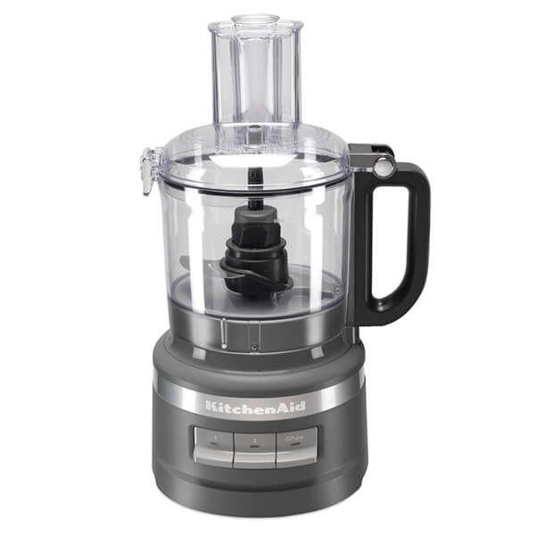 KitchenAid 1.7L Charcoal Grey Food Processor