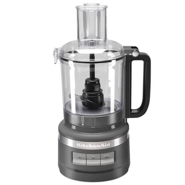 KitchenAid 2.1L Charcoal Grey Food Processor