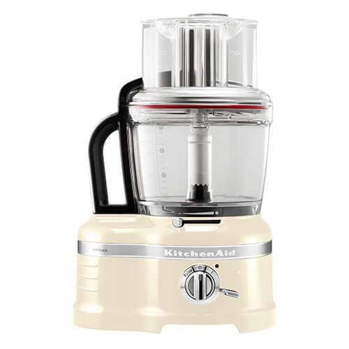 KitchenAid Artisan Almond Cream 4L Food Processor
