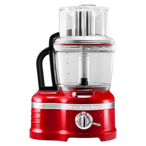 KitchenAid Artisan Empire Red 4L Food Processor