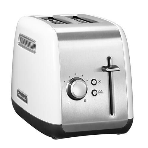 KitchenAid Classic 2 Slot Toaster White