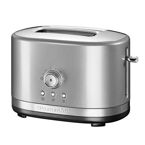 KitchenAid Contour Silver Manual Control Toaster