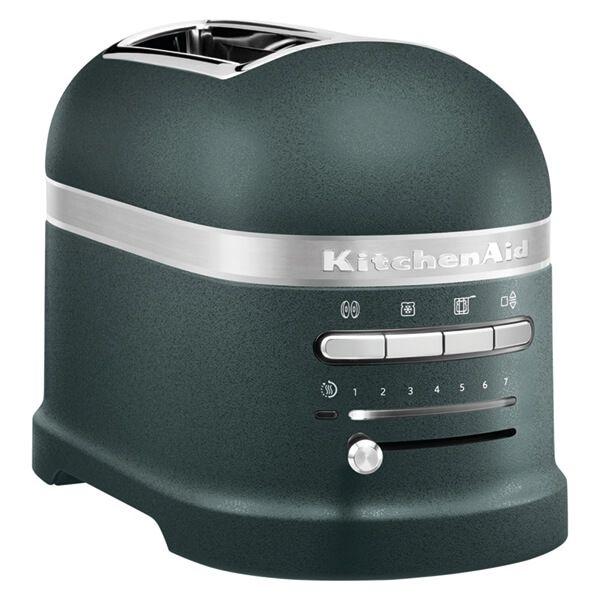 KitchenAid Artisan Pebbled Palm 2 Slot Toaster