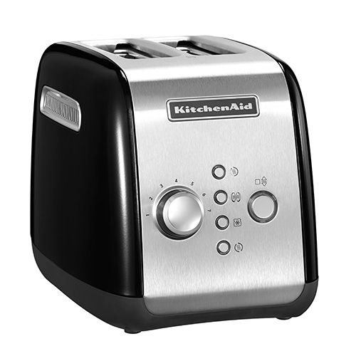 KitchenAid 2 Slot Toaster Onyx Black