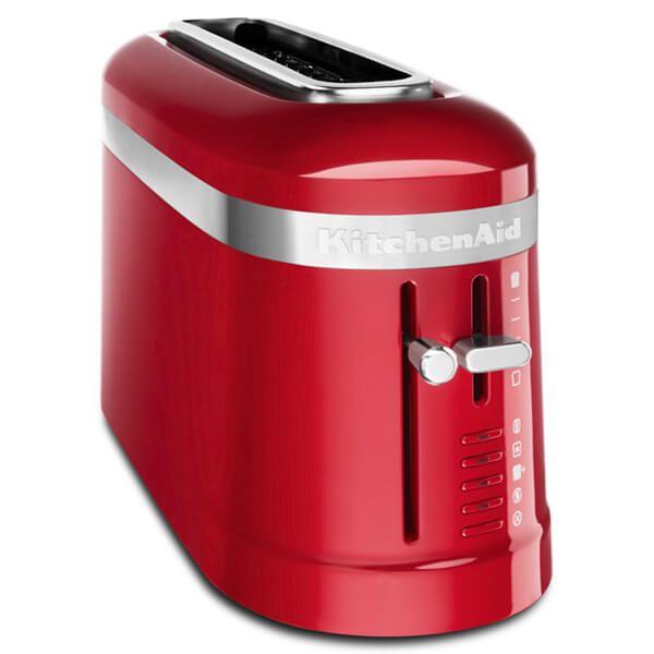 KitchenAid Design Empire Red 1 Slot Toaster