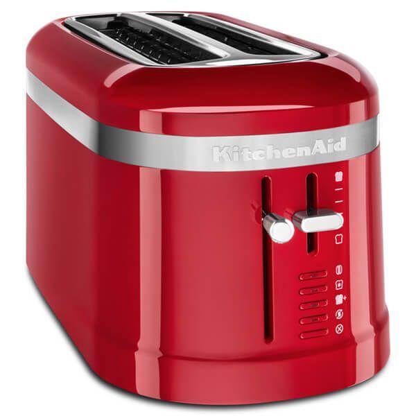 KitchenAid Design Empire Red 2 Slot Toaster
