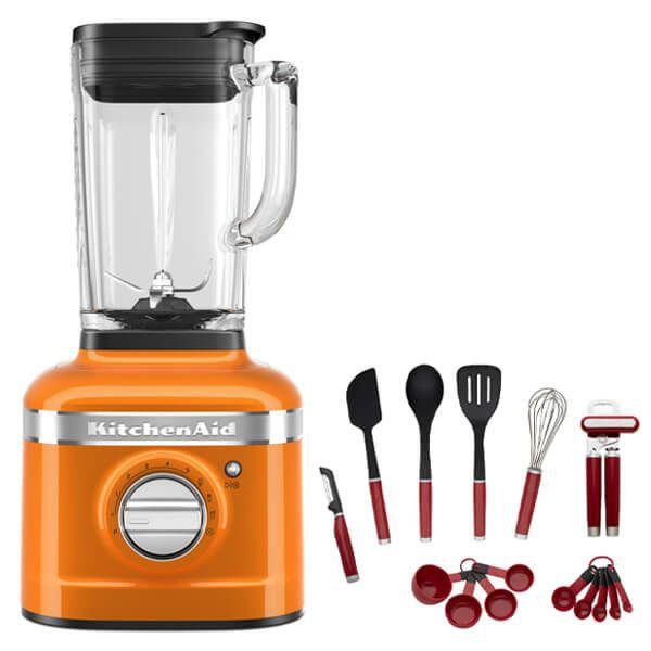 KitchenAid Artisan Honey K400 Blender with FREE Gift