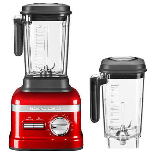 KitchenAid Artisan Power Plus Blender Candy Apple with FREE Gift