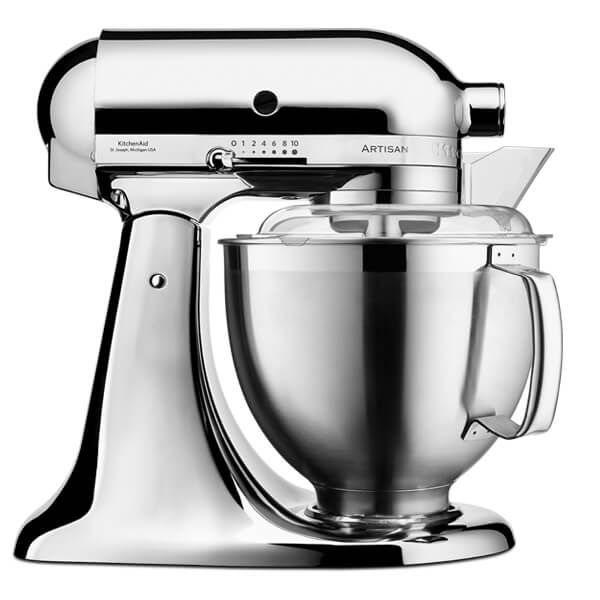KitchenAid Artisan Mixer 185 Chrome