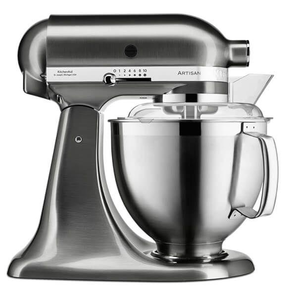 KitchenAid Artisan Mixer 185 Brushed Nickel