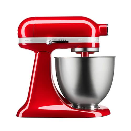KitchenAid Candy Apple Mini Mixer