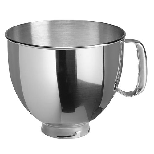 KitchenAid Artisan 4.8 Litre Polished Bowl With Handle
