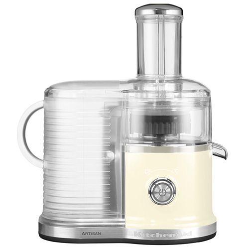 KitchenAid Artisan Almond Cream Fast Centrifugal Juicer