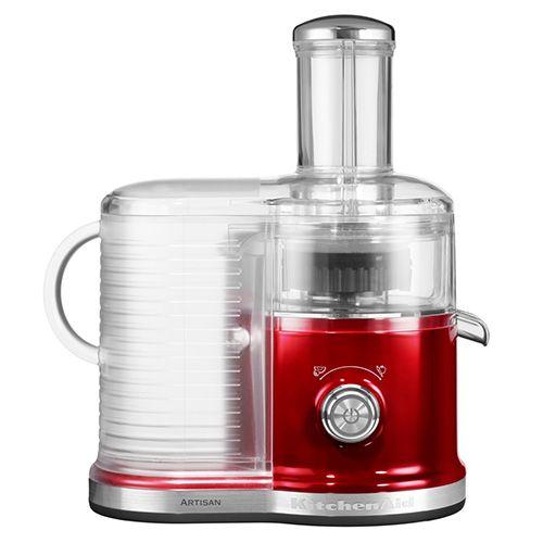 KitchenAid Artisan Candy Apple Fast Centrifugal Juicer