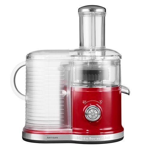 KitchenAid Artisan Empire Red Fast Centrifugal Juicer