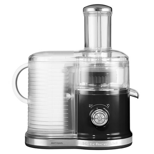 KitchenAid Artisan Onyx Black Fast Centrifugal Juicer
