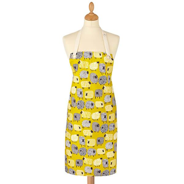 Ulster Weavers Dotty Sheep Oil Cloth Apron