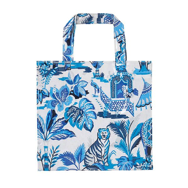 Ulster Weavers India Blue Small PVC Bag