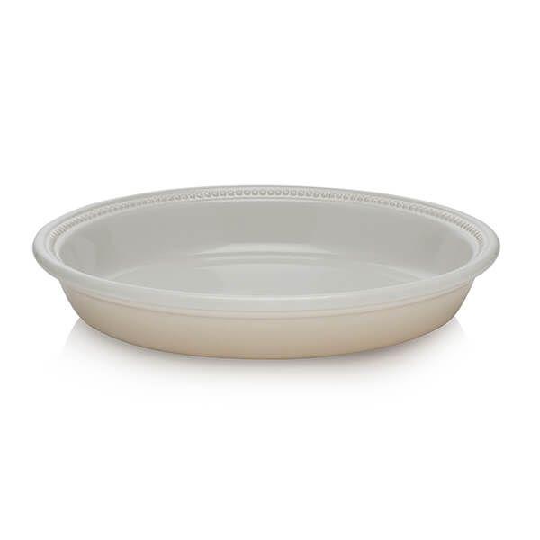 Le Creuset Meringue Stoneware 26cm Round Pie Dish