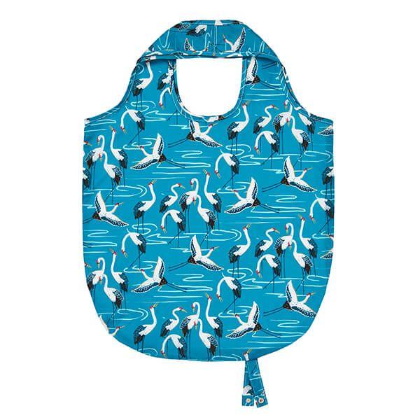 Ulster Weavers Cranes Packable Bag