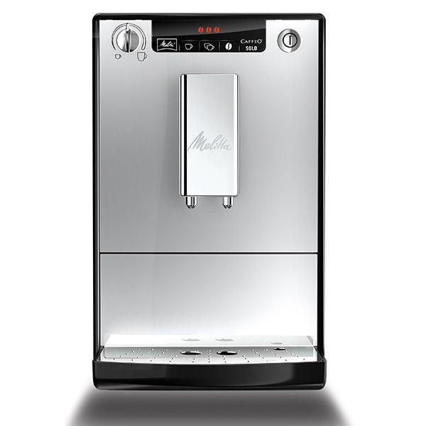 Melitta SOLO E950-103 Silver & Black Bean To Cup Coffee Machine