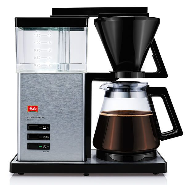 Melitta Aroma Signature Deluxe Filter Coffee Machine 1007 02