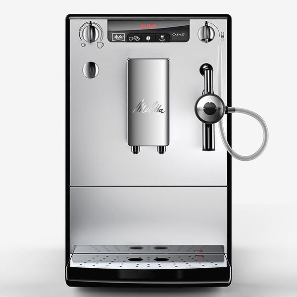 Melitta SOLO Perfect Milk E957-103 Silver Bean To Cup Coffee Machine