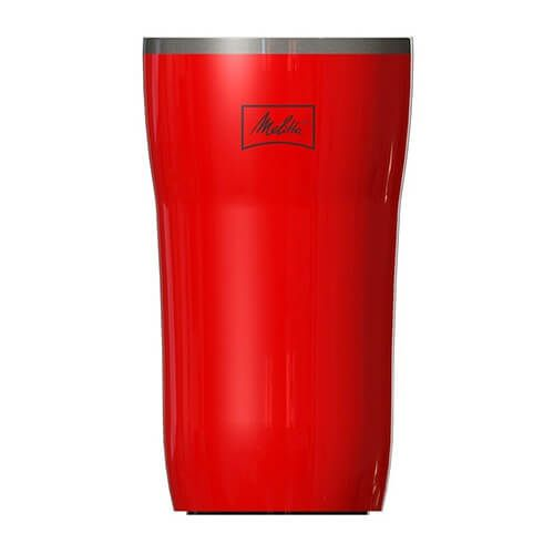 Melitta 250ml Red Therm Mug