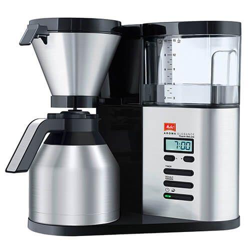 Melitta Aromaelegance Therm Deluxe Filter Coffee Machine 1012 06