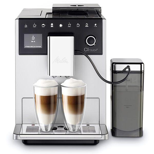 Melitta CI Touch F630-101 Silver Bean To Cup Coffee Machine