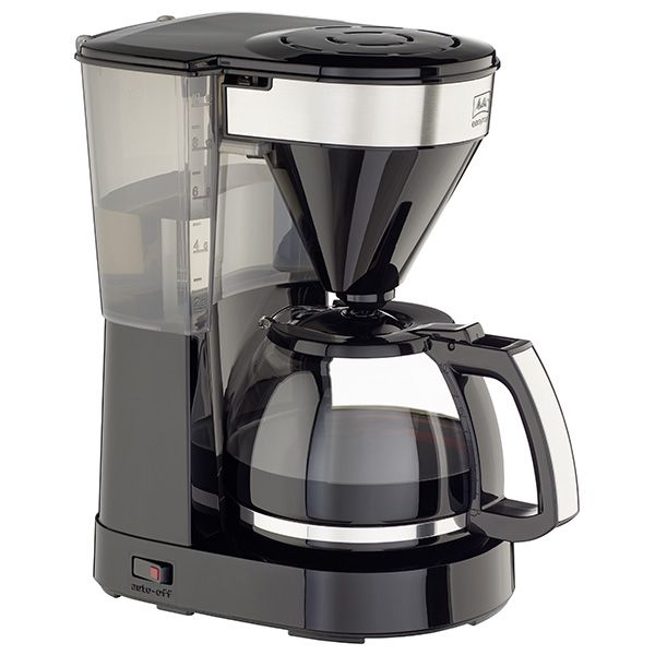 Melitta Easy Top II 1023-04 Black Filter Coffee Machine