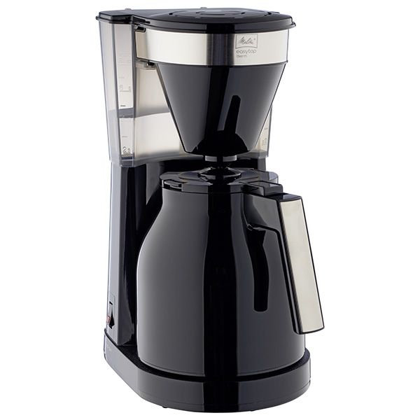 Melitta Easy Top Therm II 1023-08 Black Filter Coffee Machine