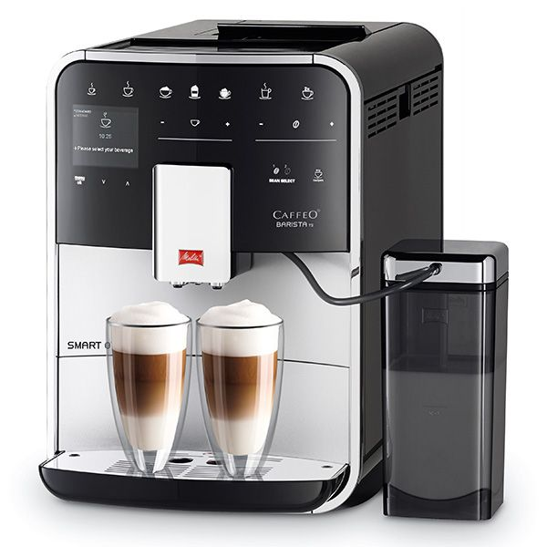 Melitta Barista TS Smart F850-101 Silver Bean To Cup Coffee Machine