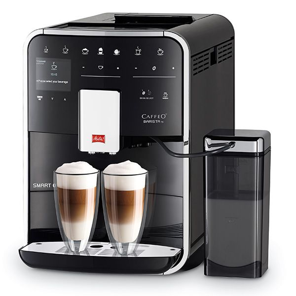 Melitta Barista TS Smart F850-102 Black Bean To Cup Coffee Machine