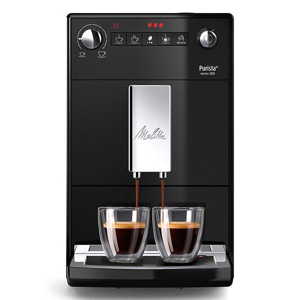 Melitta Purista F230-102 Black Bean To Cup Coffee Machine