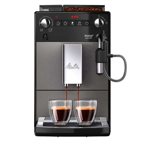 Melitta Avanza Mystic Titan F270-100 Bean To Cup Coffee Machine