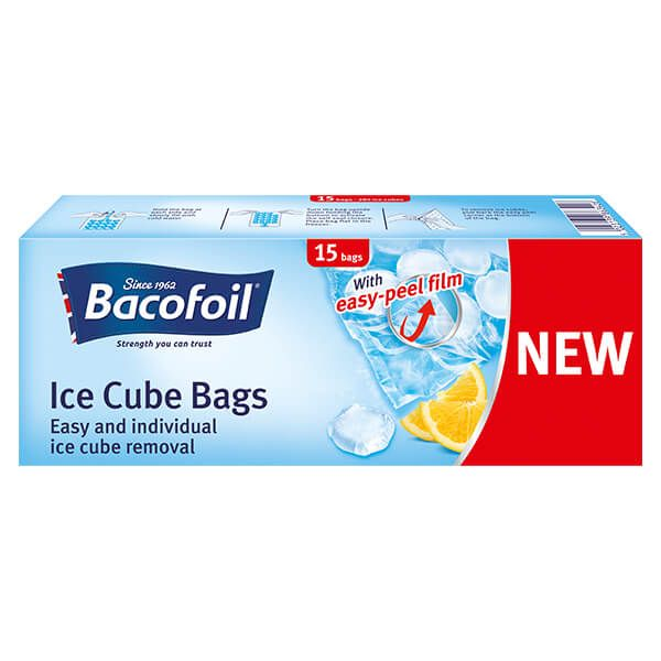 Bacofoil Ice Cube Bags