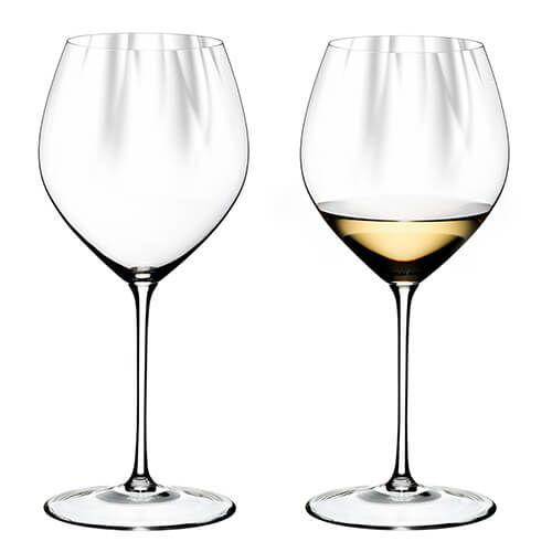 Riedel Performance Chardonnay Set Of 2 Glasses