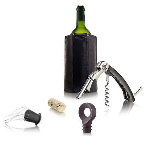 Vacu Vin Wine Set Starter