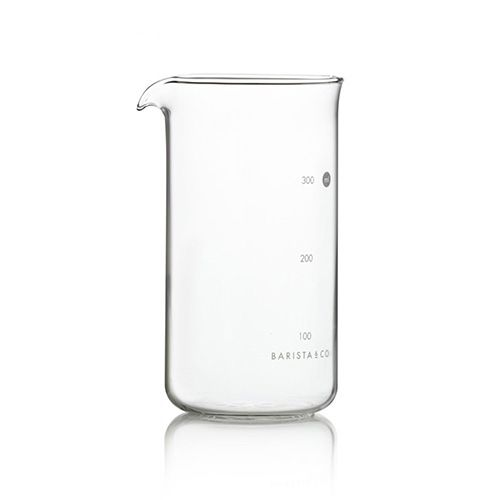 Barista & Co 3 Cup Cafetiere Glass Beaker